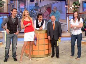 Adriana Volpe dans Mezzogiorno In Famiglia - 28/03/09 - 12