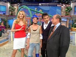 Adriana Volpe dans Mezzogiorno In Famiglia - 28/03/09 - 13