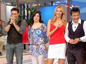 Adriana Volpe dans Mezzogiorno In Famiglia - 28/03/09 - 14