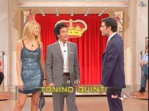 Adriana Volpe dans Mezzogiorno In Famiglia - 30/12/06 - 03