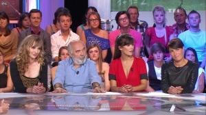 Alessandra Sublet dans les Enfants de la télé - 10/09/11 - 02