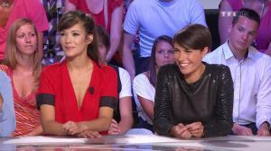 Alessandra Sublet dans les Enfants de la télé - 10/09/11 - 05