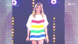 Cameron Diaz dans X Factor - 14/06/11 - 01