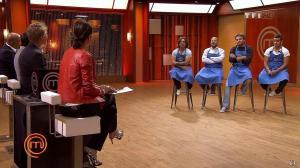 Carole Rousseau dans Masterchef - 06/10/11 - 02