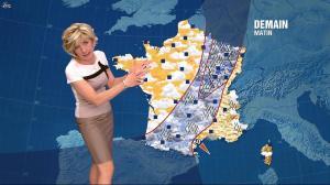 Evelyne Dhéliat dans la Meteo - 30/05/11 - 02