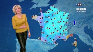Evelyne Dhéliat dans la Meteo de 13h - 06/02/12 - 02