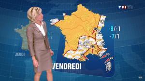 Evelyne Dhéliat dans la Meteo de 13h - 07/02/12 - 02