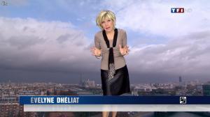 Evelyne Dhéliat dans la Meteo de 13h - 07/12/11 - 01