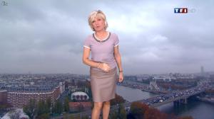 Evelyne Dhéliat dans la Meteo de 13h - 08/11/11 - 02