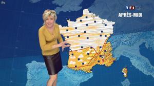 Evelyne Dhéliat dans la Meteo de 13h - 10/01/12 - 06