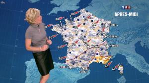 Evelyne Dhéliat dans la Meteo de 13h - 14/12/11 - 02