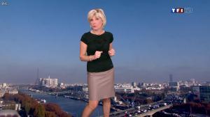 Evelyne Dhéliat dans la Meteo de 13h - 15/11/11 - 02