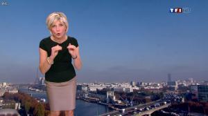 Evelyne Dhéliat dans la Meteo de 13h - 15/11/11 - 03