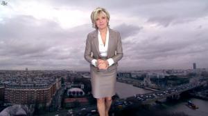 Evelyne Dhéliat dans la Meteo de 13h - 15/12/11 - 01