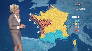 Evelyne Dhéliat dans la Meteo de 13h - 15/12/11 - 03