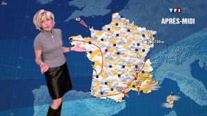 Evelyne Dhéliat dans la Meteo de 13h - 23/01/12 - 02