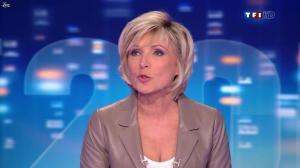 Evelyne Dhéliat dans la Meteo de 20h - 01/12/11 - 05