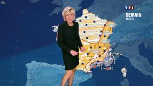 Evelyne Dhéliat dans la Meteo de 20h - 08/11/11 - 02
