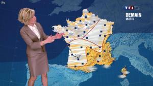 Evelyne Dhéliat dans la Meteo de 20h - 11/01/12 - 02