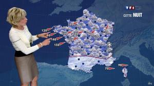 Evelyne Dhéliat dans la Meteo de 20h - 14/12/11 - 02