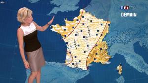 Evelyne Dhéliat dans la Meteo de 20h - 15/09/11 - 02