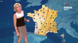 Evelyne Dhéliat dans la Meteo de 20h - 15/09/11 - 04