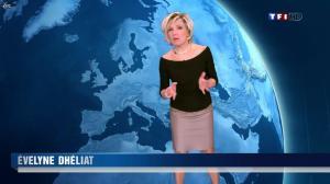 Evelyne Dhéliat dans la Meteo de 20h - 18/01/12 - 01