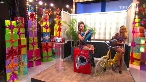 Fanny Veyrac, Doris Rouesne et Les Gafettes dans le Juste Prix - 07/10/11 - 01