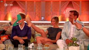 Heidi Klum, Michelle Hunziker et Cameron Diaz dans Wetten Dass - 18/06/11 - 07