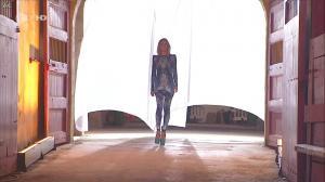 Heidi Klum dans Wetten Dass - 18/06/11 - 01