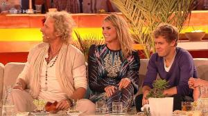 Heidi Klum dans Wetten Dass - 18/06/11 - 08