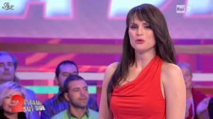 Lorena Bianchetti et Alba Parietti dans Italia Sul Due - 02/11/11 - 01