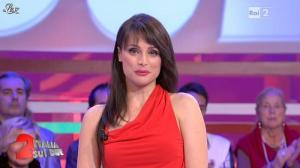 Lorena Bianchetti et Alba Parietti dans Italia Sul Due - 02/11/11 - 02