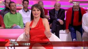 Lorena Bianchetti et Alba Parietti dans Italia Sul Due - 02/11/11 - 10