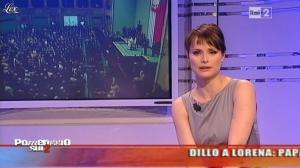 Lorena Bianchetti dans Dillo à Lorena - 02/05/11 - 02