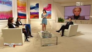 Lorena Bianchetti dans Dillo à Lorena - 04/03/11 - 04
