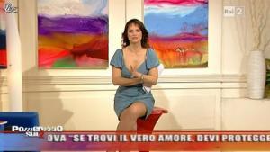 Lorena Bianchetti dans Dillo à Lorena - 04/03/11 - 05