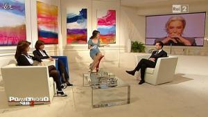 Lorena Bianchetti dans Dillo à Lorena - 04/03/11 - 06