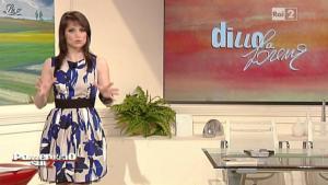 Lorena Bianchetti dans Dillo à Lorena - 05/04/11 - 01