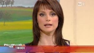 Lorena Bianchetti dans Dillo à Lorena - 05/04/11 - 02