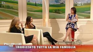 Lorena Bianchetti dans Dillo à Lorena - 05/04/11 - 03