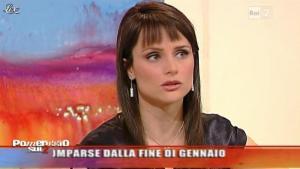 Lorena Bianchetti dans Dillo à Lorena - 08/02/11 - 02
