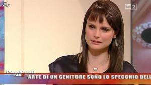 Lorena Bianchetti dans Dillo à Lorena - 08/02/11 - 03