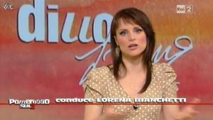Lorena Bianchetti dans Dillo à Lorena - 08/04/11 - 01