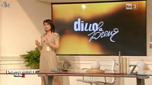 Lorena Bianchetti dans Dillo à Lorena - 08/04/11 - 02