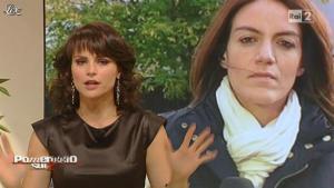 Lorena Bianchetti dans Dillo à Lorena - 08/11/10 - 04