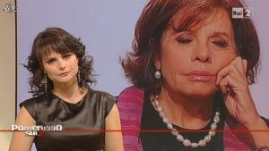 Lorena Bianchetti dans Dillo à Lorena - 08/11/10 - 07