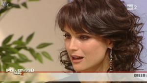 Lorena Bianchetti dans Dillo à Lorena - 08/11/10 - 09