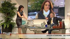 Lorena Bianchetti dans Dillo à Lorena - 08/11/10 - 10