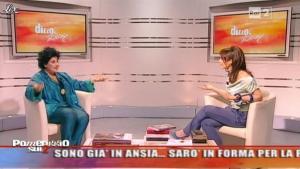 Lorena Bianchetti dans Dillo à Lorena - 11/05/11 - 03